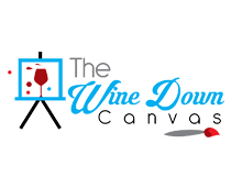 The Wine Doun Canvas